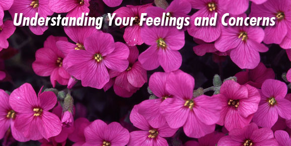 Understanding Your Feelings and Concerns